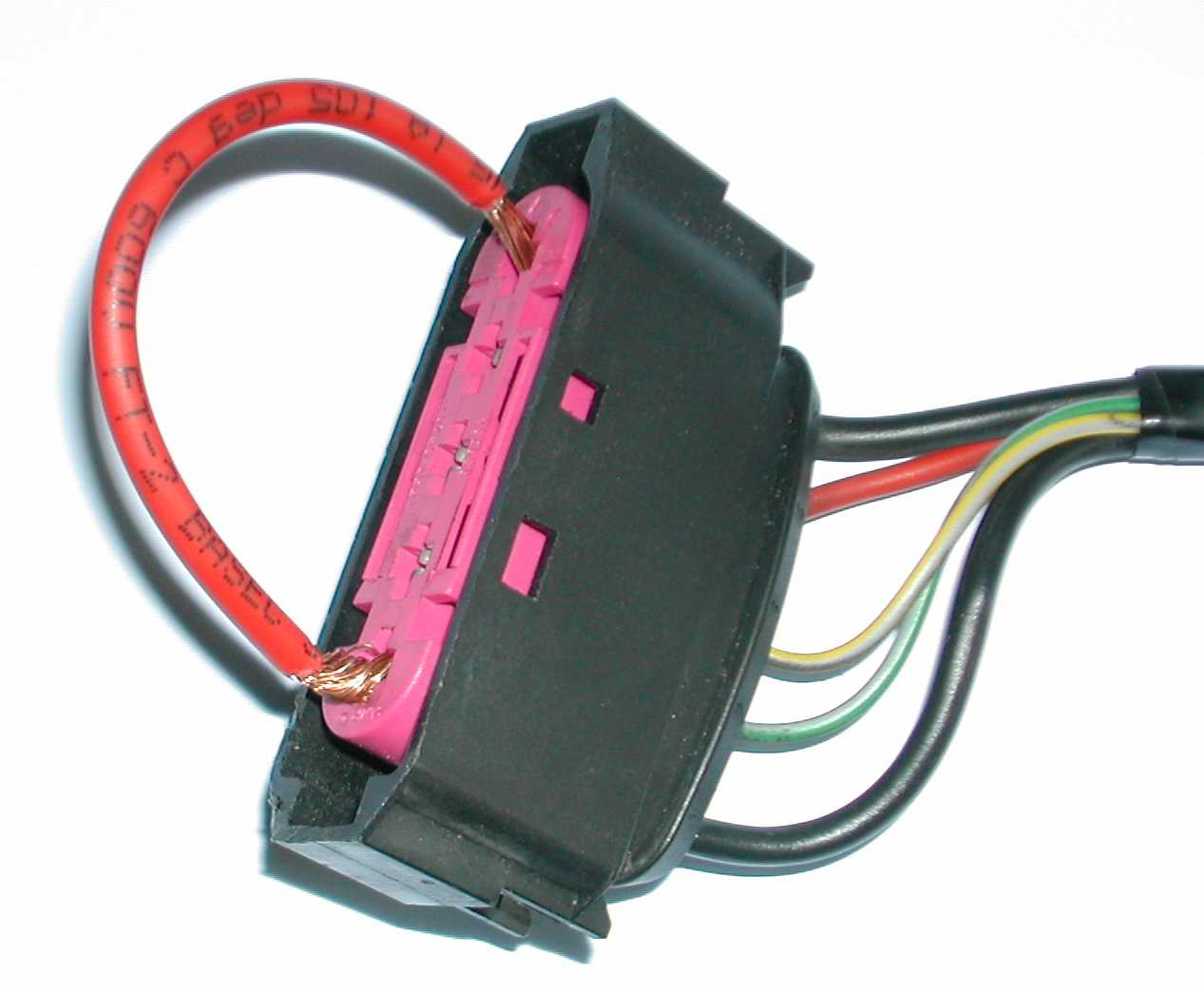 Renault Clio Ii Heater Blower Problem Fixed In Minutes Jeep Fuse Box Testing Resistor By Shorting The Connector