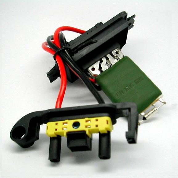Repair Kit Renault Megane Ii Heater Blower Fan Resistor