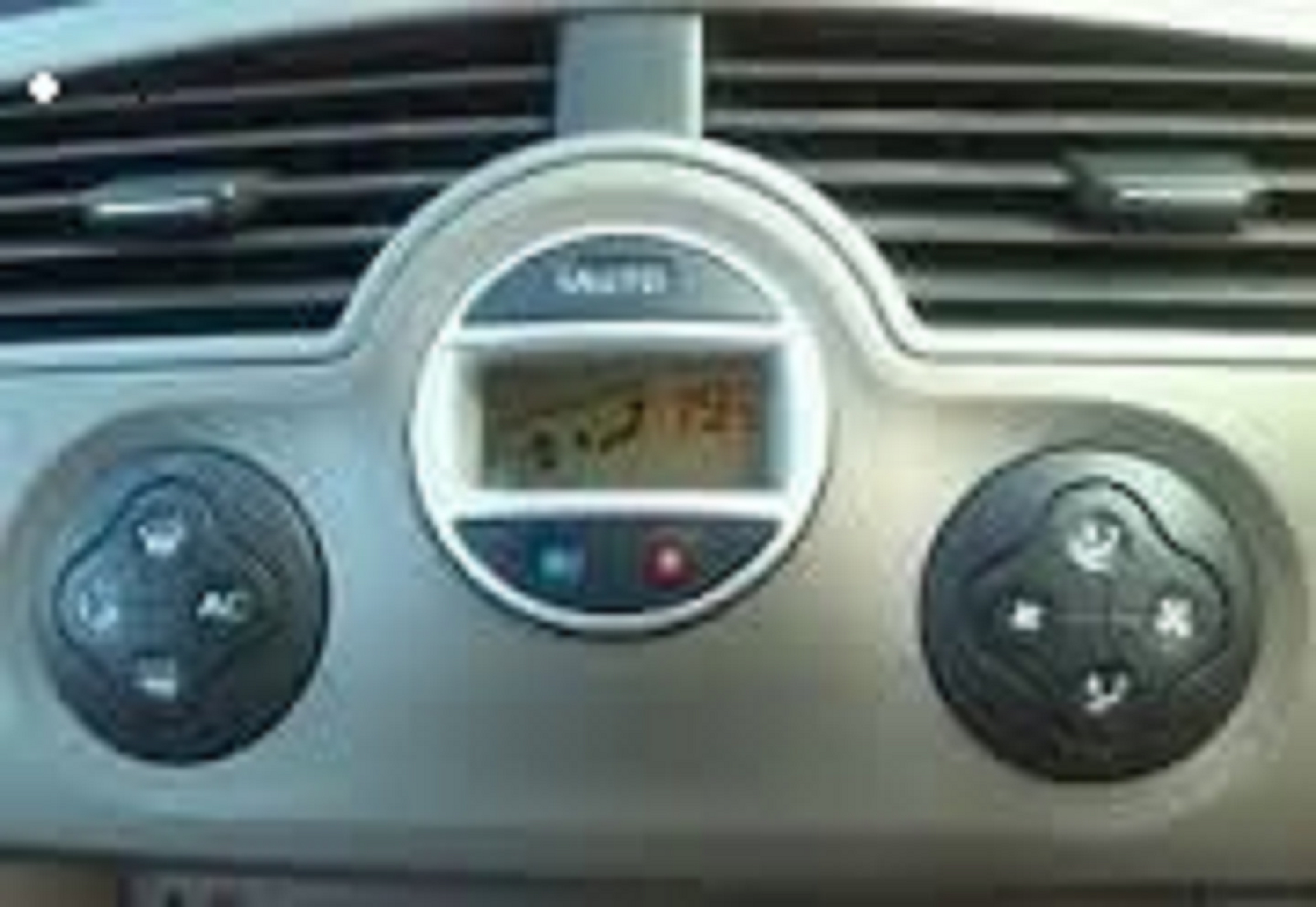 Renault Scenic 2 electronic aircon controls
